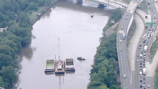 Schuylkill Barges Moved, I-676 Opened; PHLConnectED Giving 35K Students Tech; Wolf: No Fall Sports
