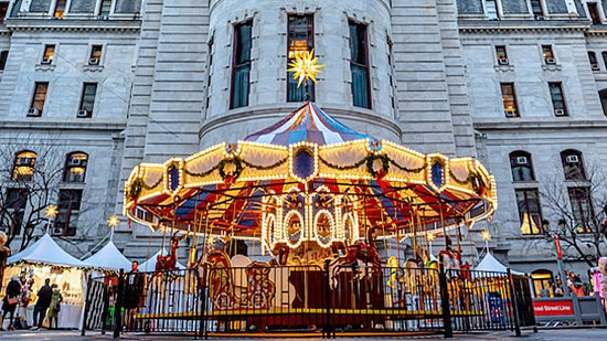 Philadelphia Christmas Attractions Open; PA Supreme Court Dismisses GOP Suit; Speakeasy Busted